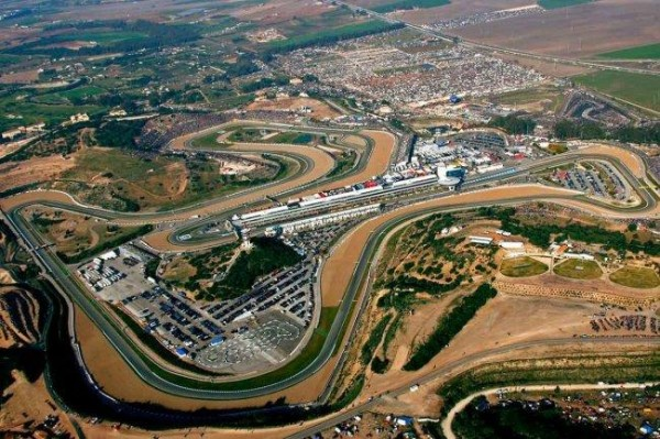 Hoteles cercanos al circuito de Jerez