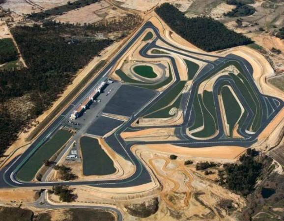 Hoteles cercanos al Circuito de Monte Blanco (Huelva)