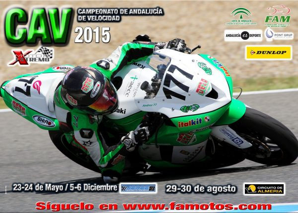 Cartel CAV 2015