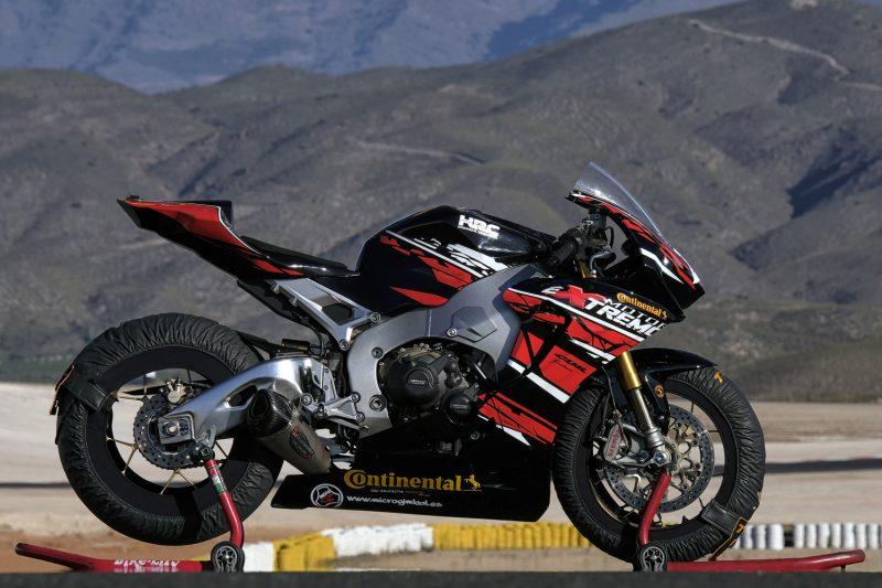 HONDA CBR 1000 RR SP - Motor Extremo