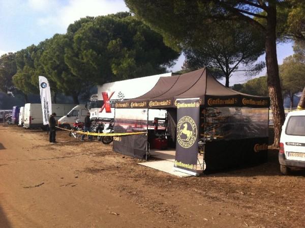 Motor Extremo en Motauro 2012