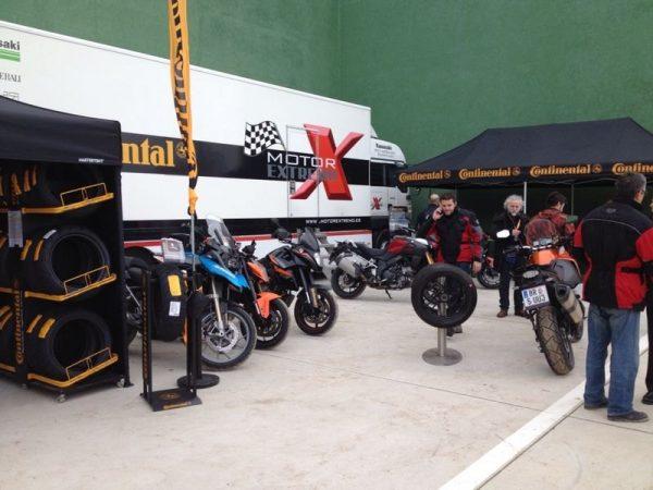 Motor Extremo en Motauro 2014
