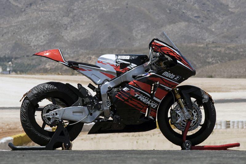 Moto2 Tecstra - Motor Extremo
