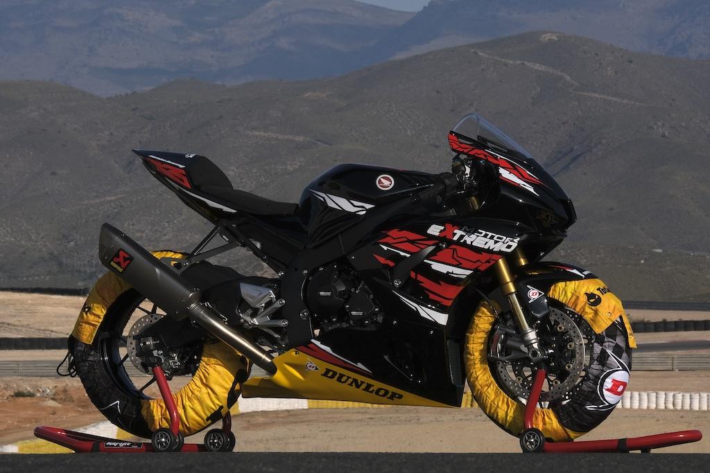 HONDA CBR1000RR SP 2021 - Motor Extremo