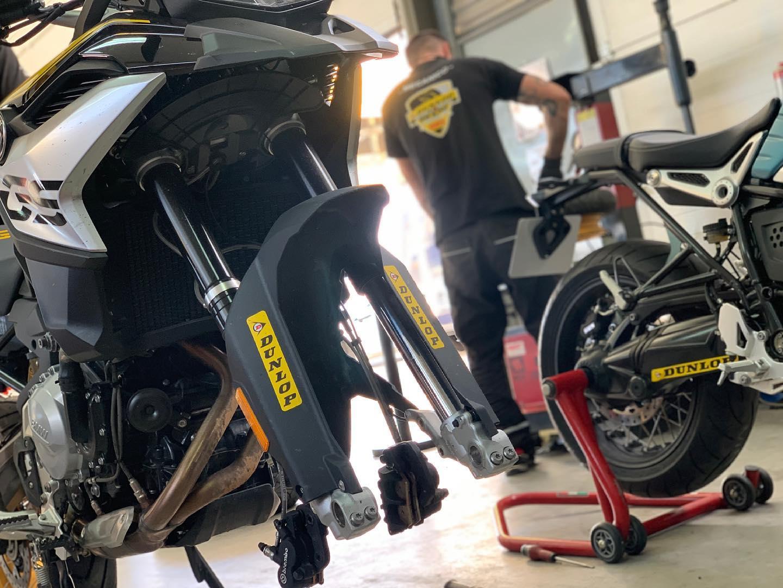 Servicio de Neumáticos - Motor Extremo